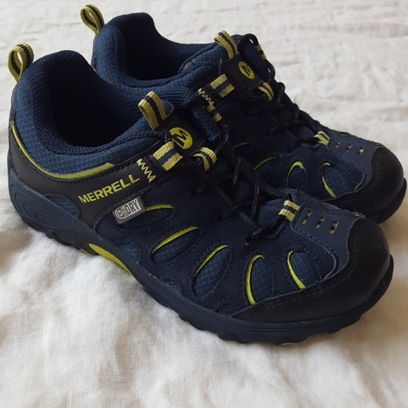 ee918dbf52 Merrell Shoes | Boys Chameleon Low Lace 1m | Poshmark